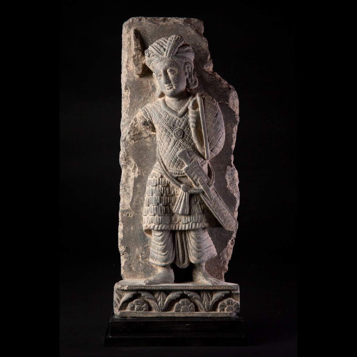 Photo ofEXCELLENT KOUSHAN WARRIOR FROM GANDHARA