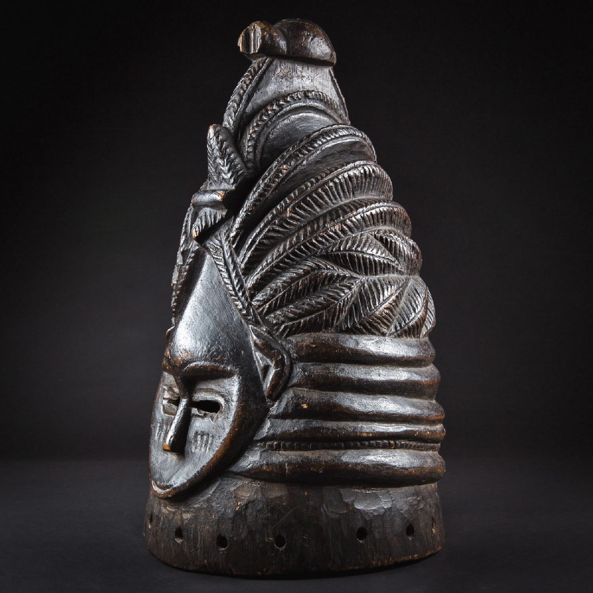 Photo of sowei-mask-sierra-leone-joseph-mueller