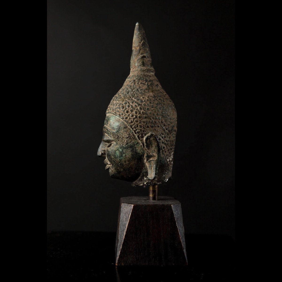Photo of SMALL HEAD OF BUDDHA