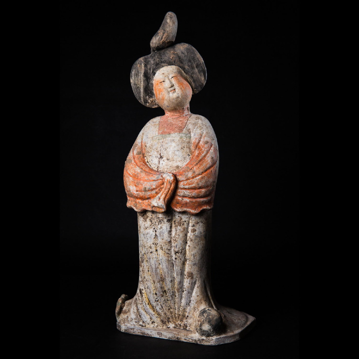 Photo of tang-fat-ladies-terracotta-china-galerie-golconda