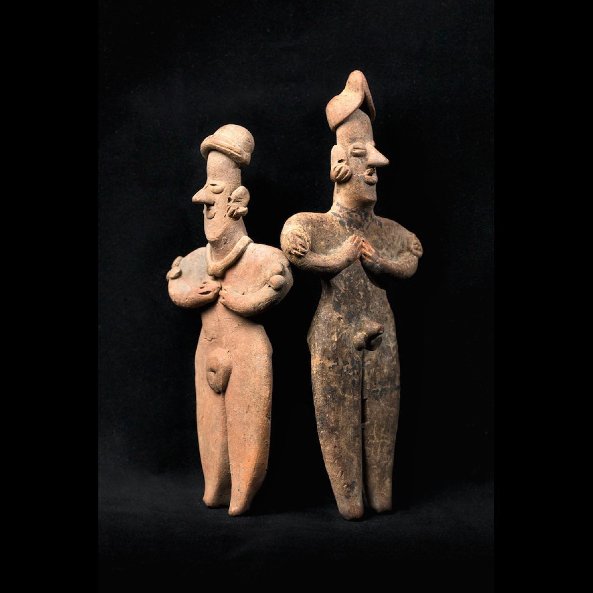 Photo of colima-mexico-statuette-archeology-mesoamerica-shaft-tomb