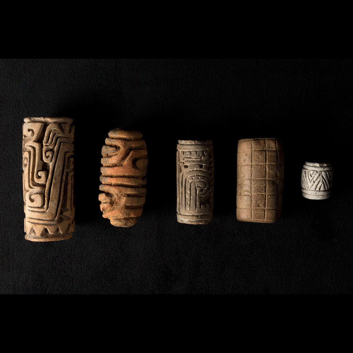 Photo ofFIVE TUMACO ROLLER SEALS FOR TATOOING