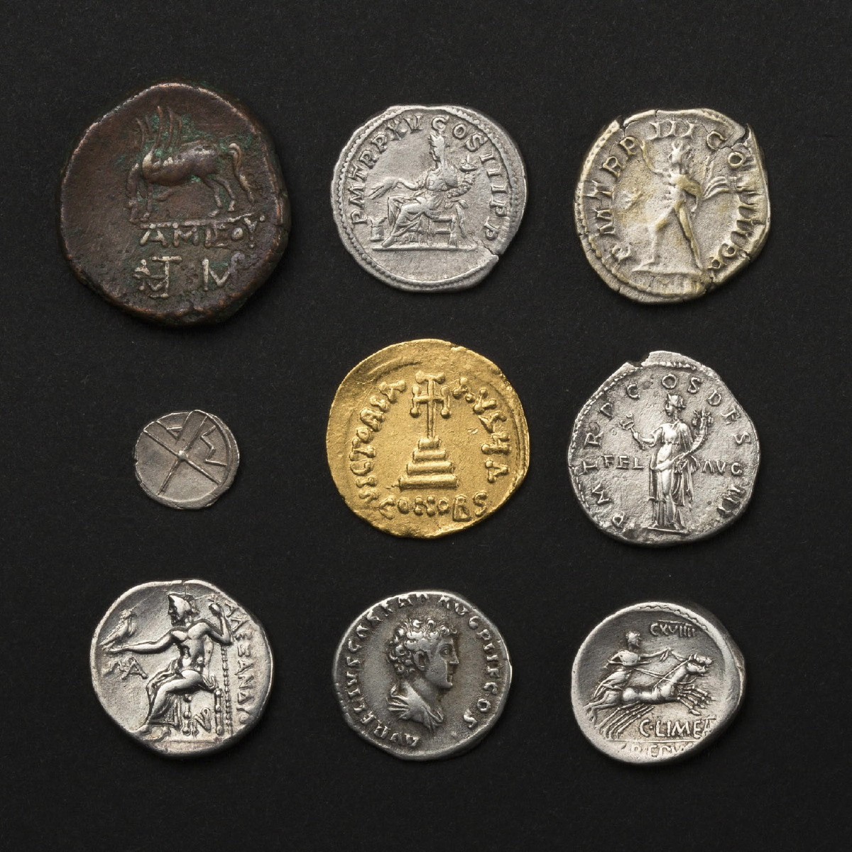 Photo of antique-coins-archaeology-galerie-golconda