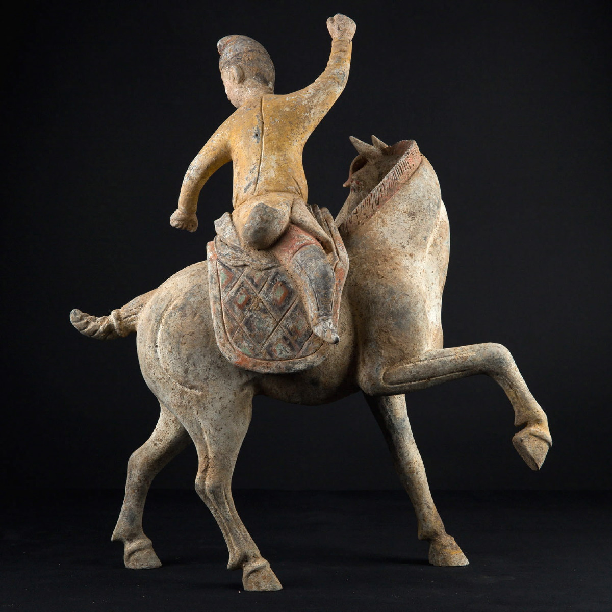 Photo of polo-player-of-the-steppes-tang-dynasty-terracotta-tl-test-musuem-quality-galerie-golconda