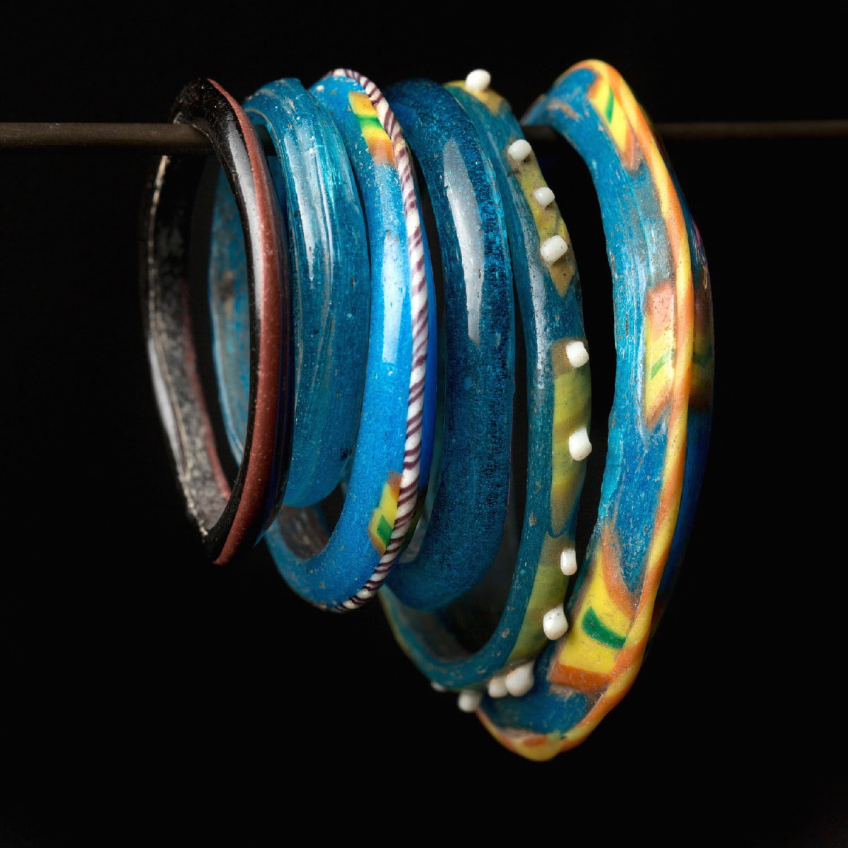 Photo of set-of-5-bracelets-from-tombs