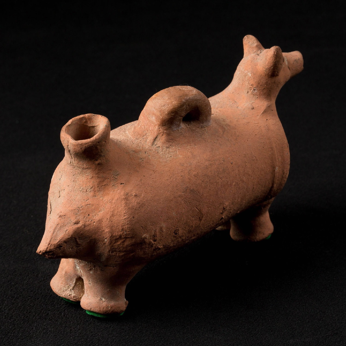Photo of EWER IN THE SHAPE OF A DOG