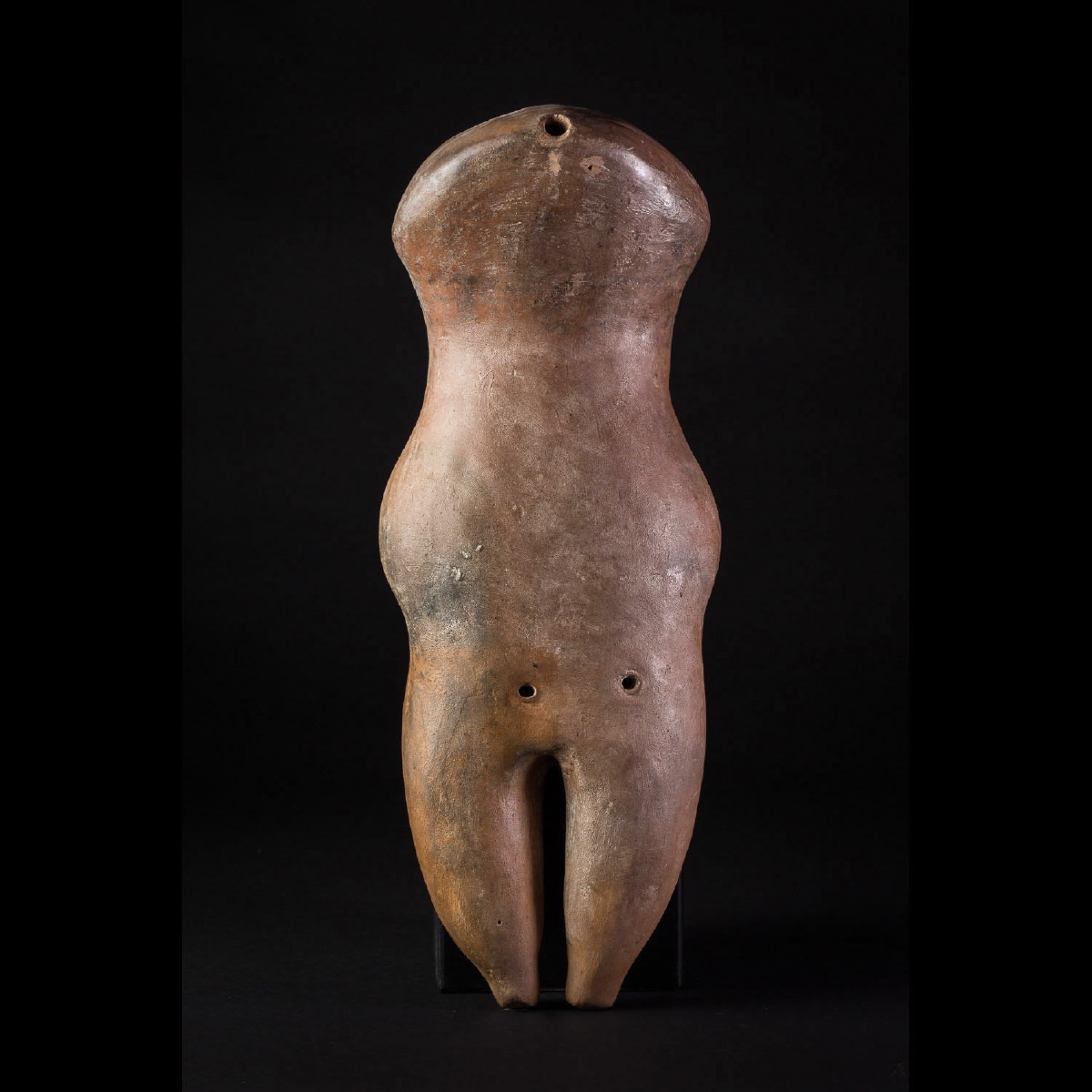 Photo of ocarina-ecuador-gangala-terracotta-museum-quality-galerie-golconda