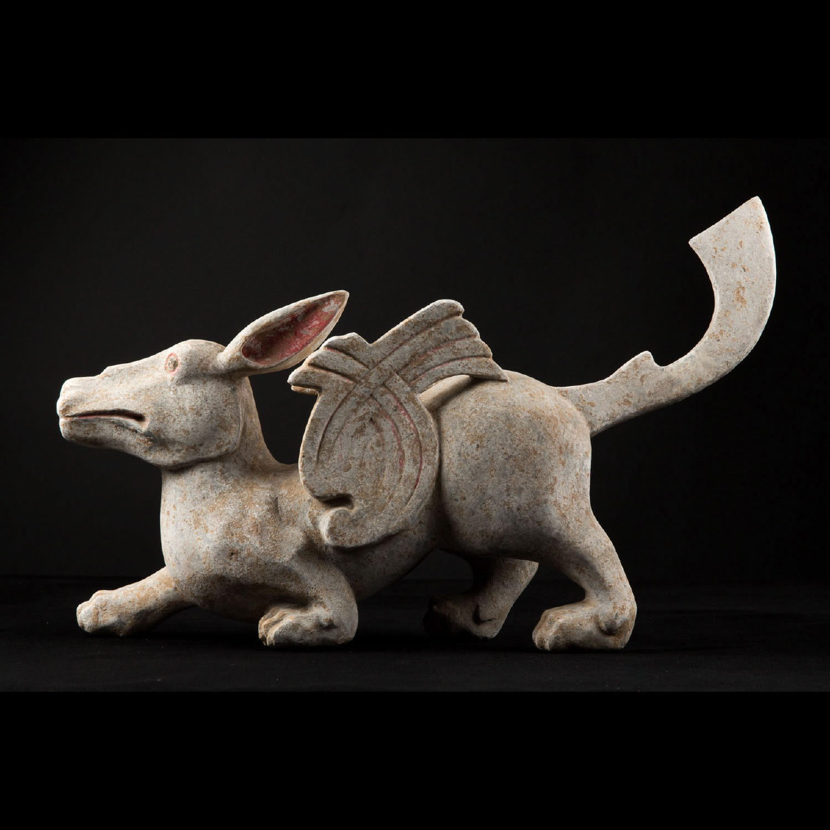 Photo of chinese-masterpieces-rabbit-han-dynasty-galerie-golconda