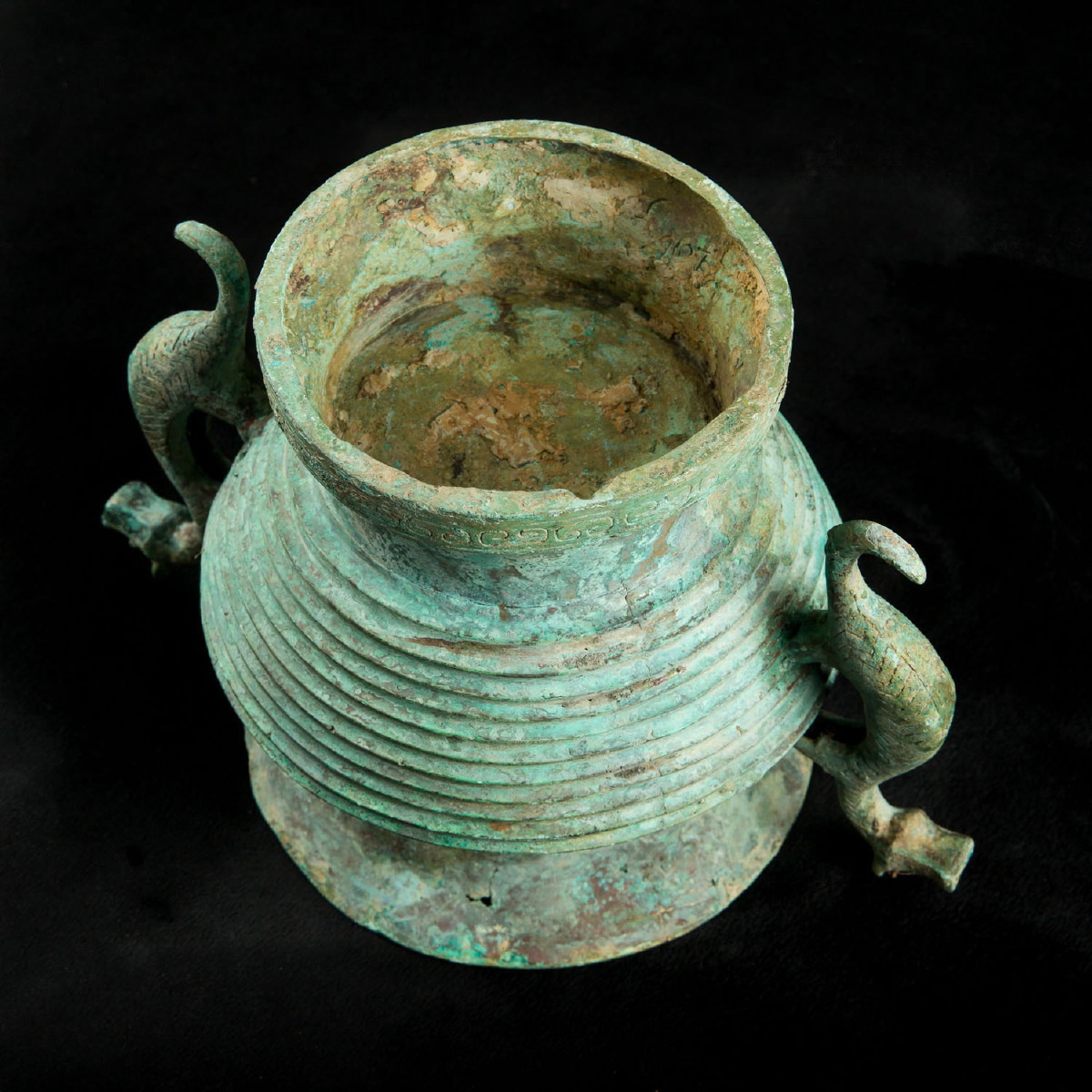 Photo of excellent-bronze-vessel