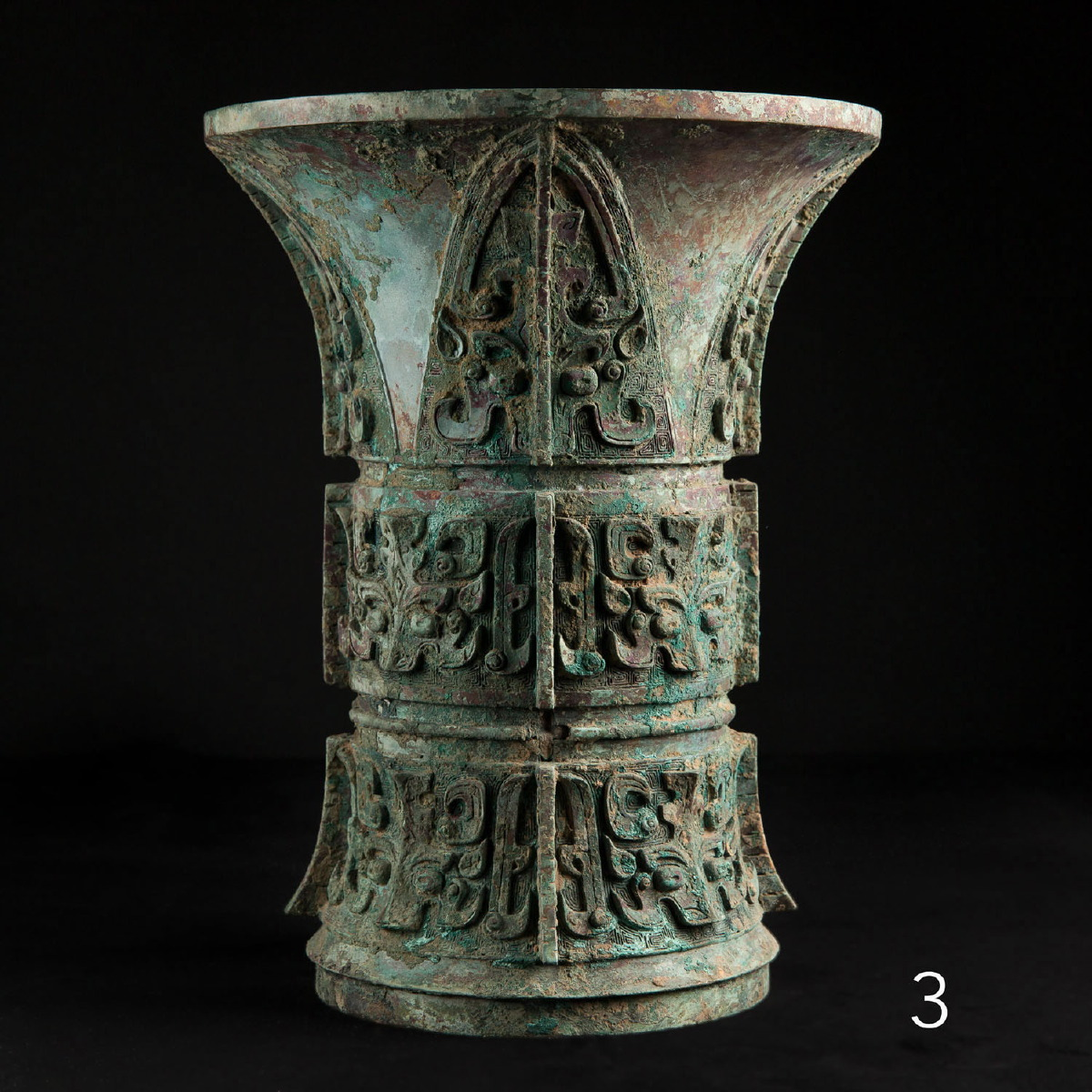 Photo of OUTSTANDING ARCHAIC VASE