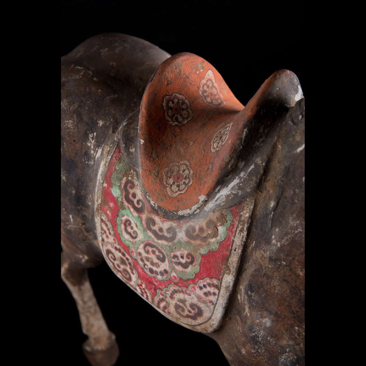 Photo of horse-expertise-certificate-tang-dynasty-ancient-art-chiense