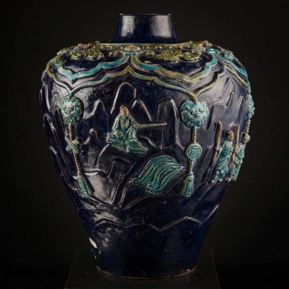 Photo of fatua-vase-from-the-rockefeller-collection-metropolitan-musuem-of-new-york
