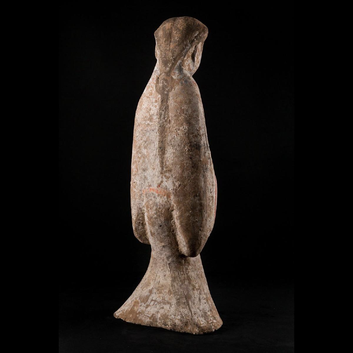 Photo of servant-china-han-dynasty-ceramic-terracotta-thermoluminescent-test
