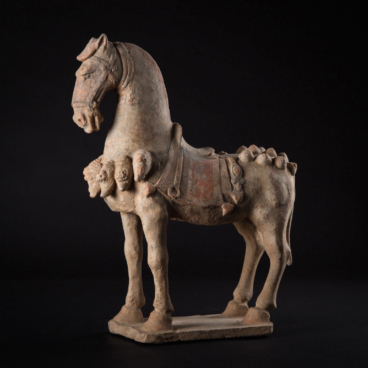 Photo of PARADE HORSE FROM NORTHERN WEI DYNASTIES