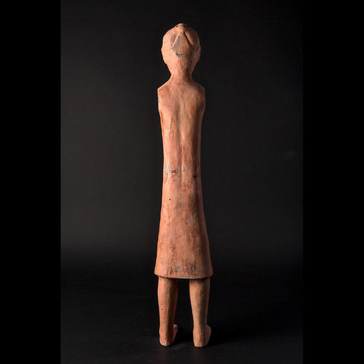 Photo of YANGLING STYLE STICKWOMAN IN TERRACOTTA