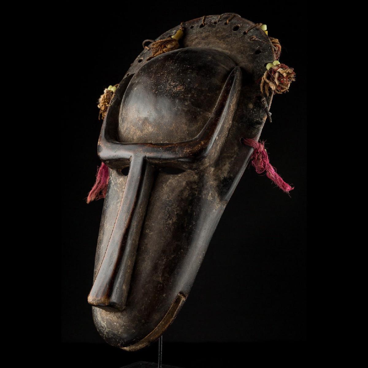 Photo of bambara-mali-monkey-mask-galerie-golconda