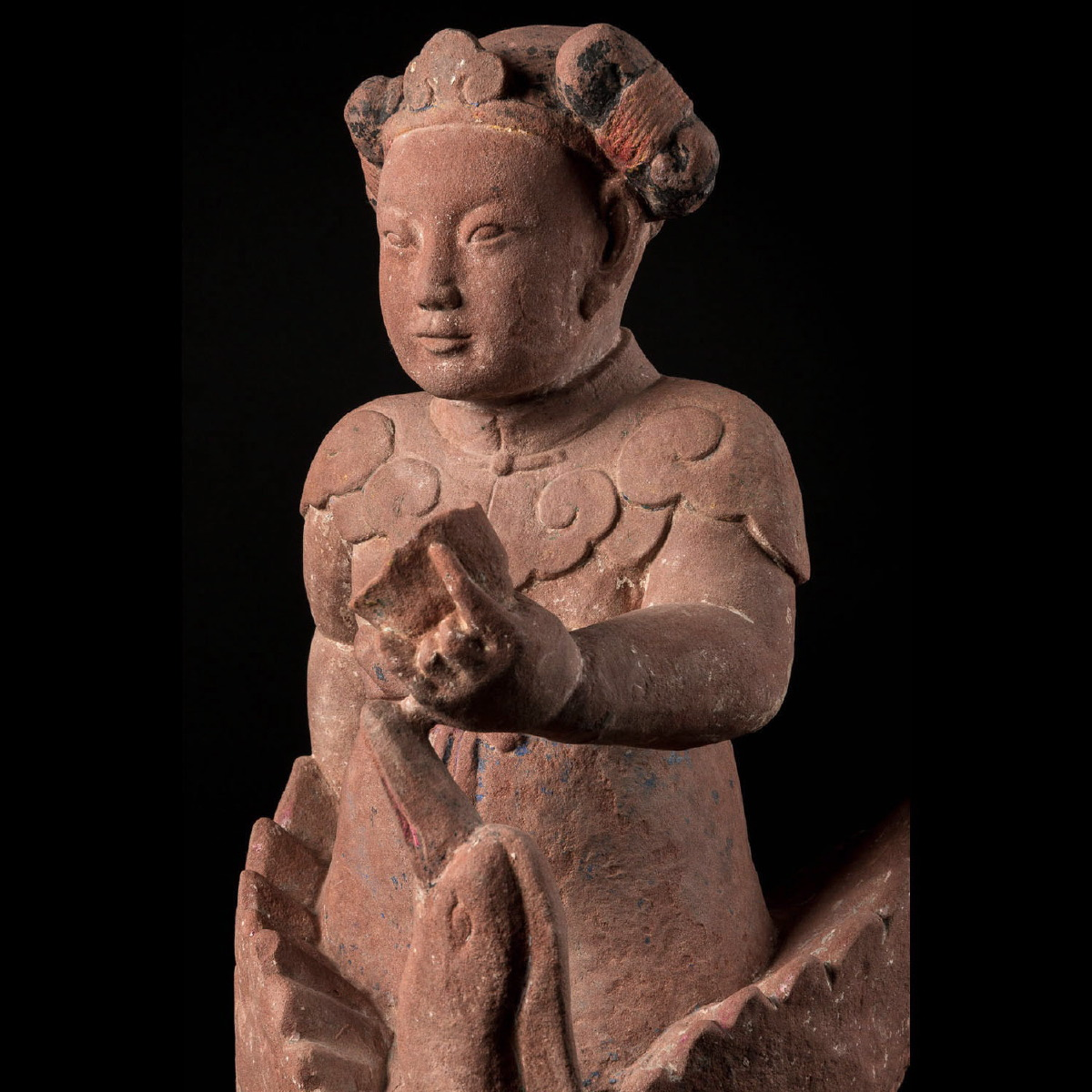 Photo of chine-swan-divinity-song-dynasty-galerie-golconda