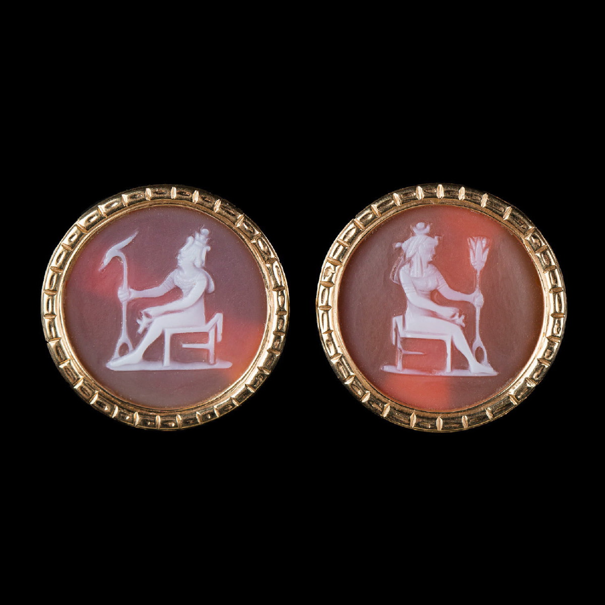 Photo of nice-cameo-earrings