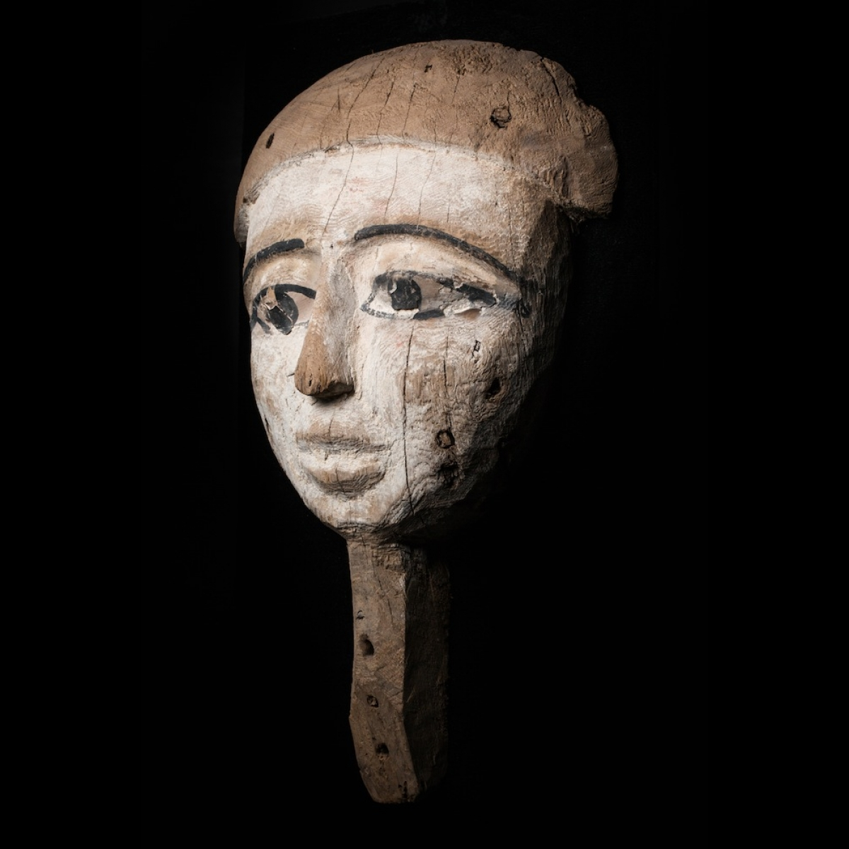Photo of galerie-golconda-funerary-mask-egypt-late-period