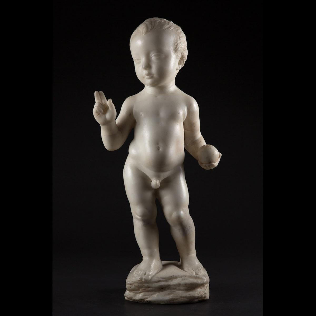 Photo of jesus-1500-baccio-di-montelupo-ex-metropolitan-museum-collection-galerie-golconda