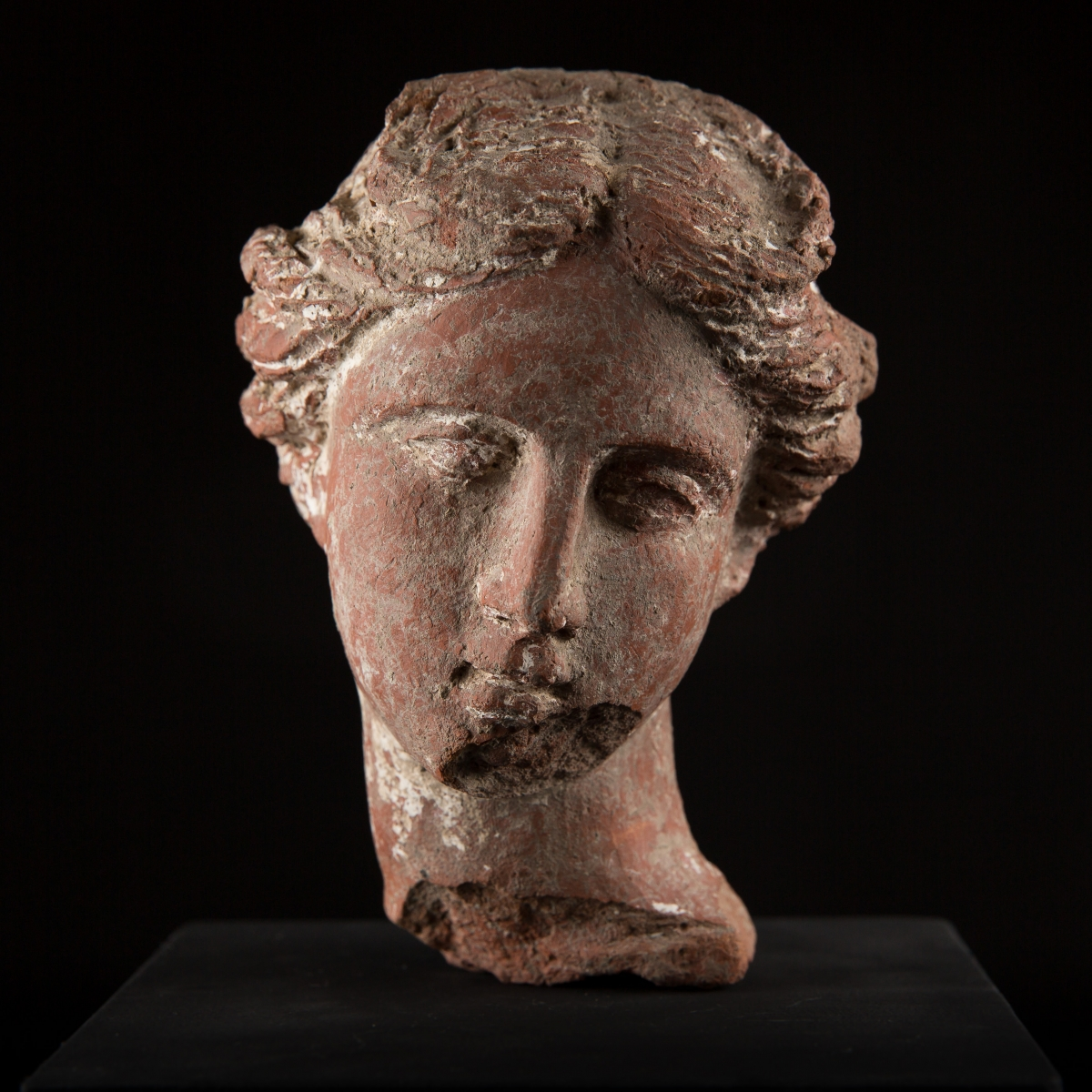 Photo of aphrodite-statue-head-greece-hellenistic-greek-galerie-golconda