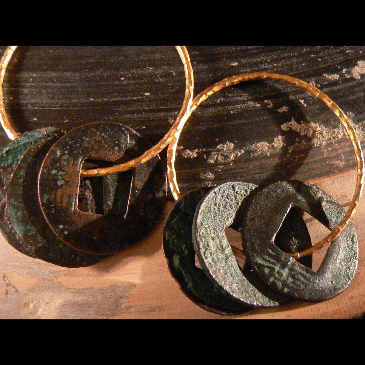 Photo of han-coins-ancient-china-banliang-galerie-golconda
