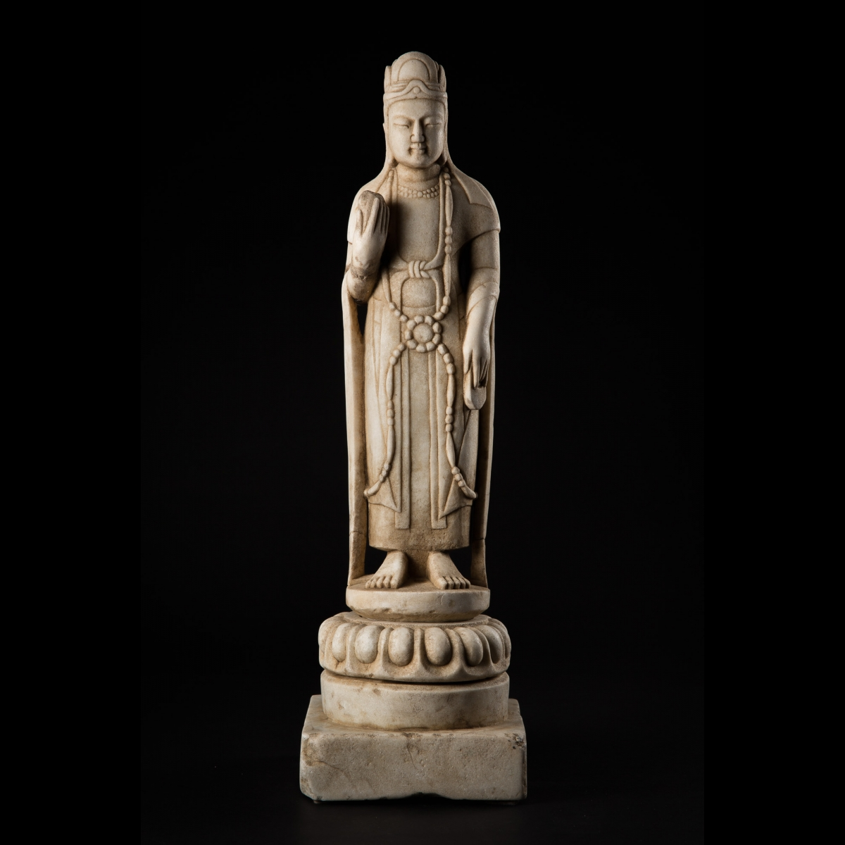 Photo of MARBLE KWANIN FROM CHINESE MING DYNASTY