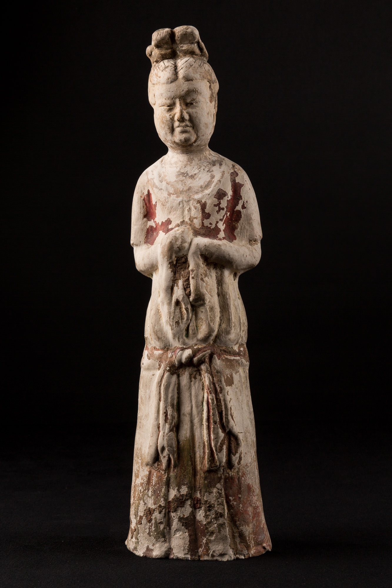 Photo of china-tang-dynasty-court-lady-terracotta-mingki