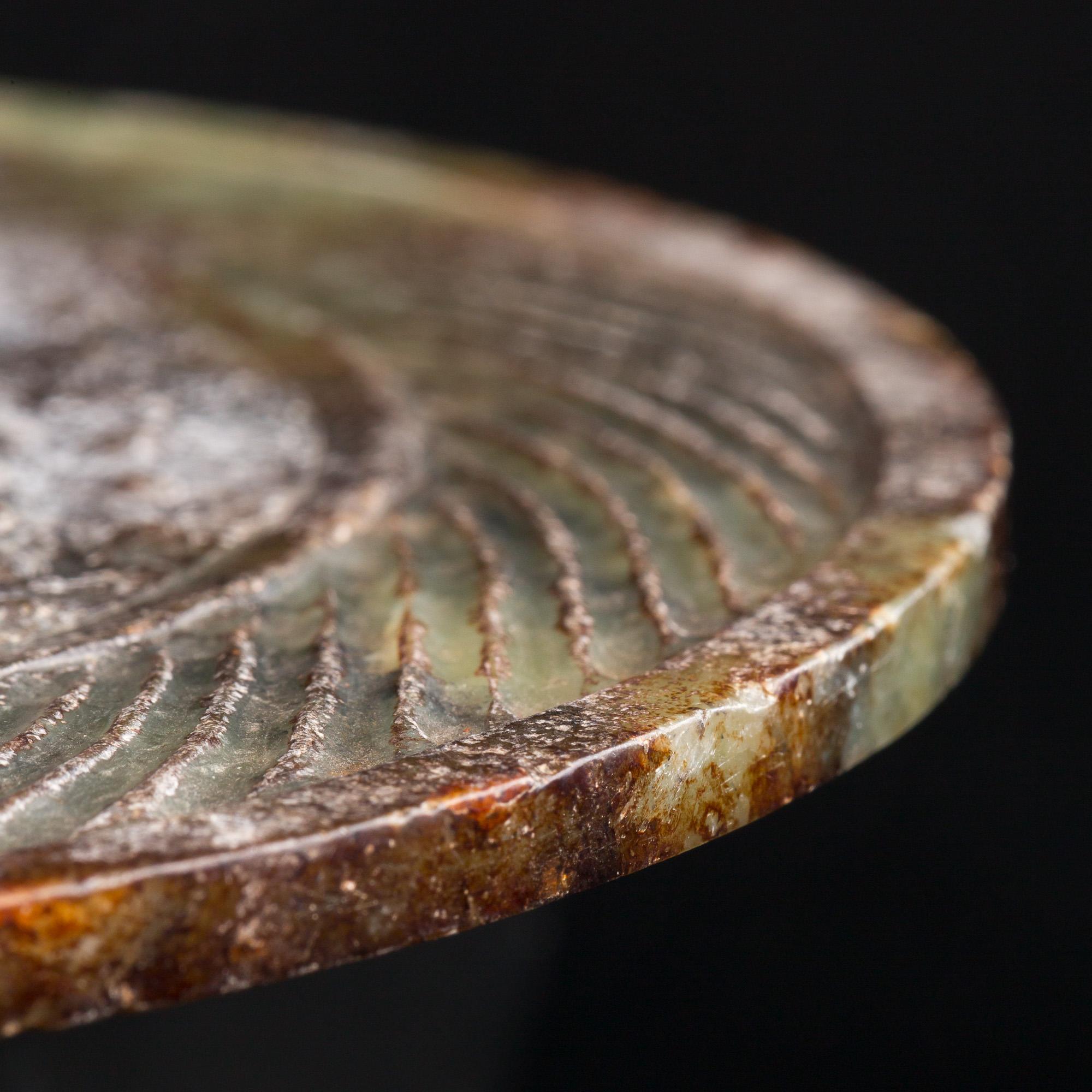 Photo of disque-bi-aux-dragons-en-jade-1703