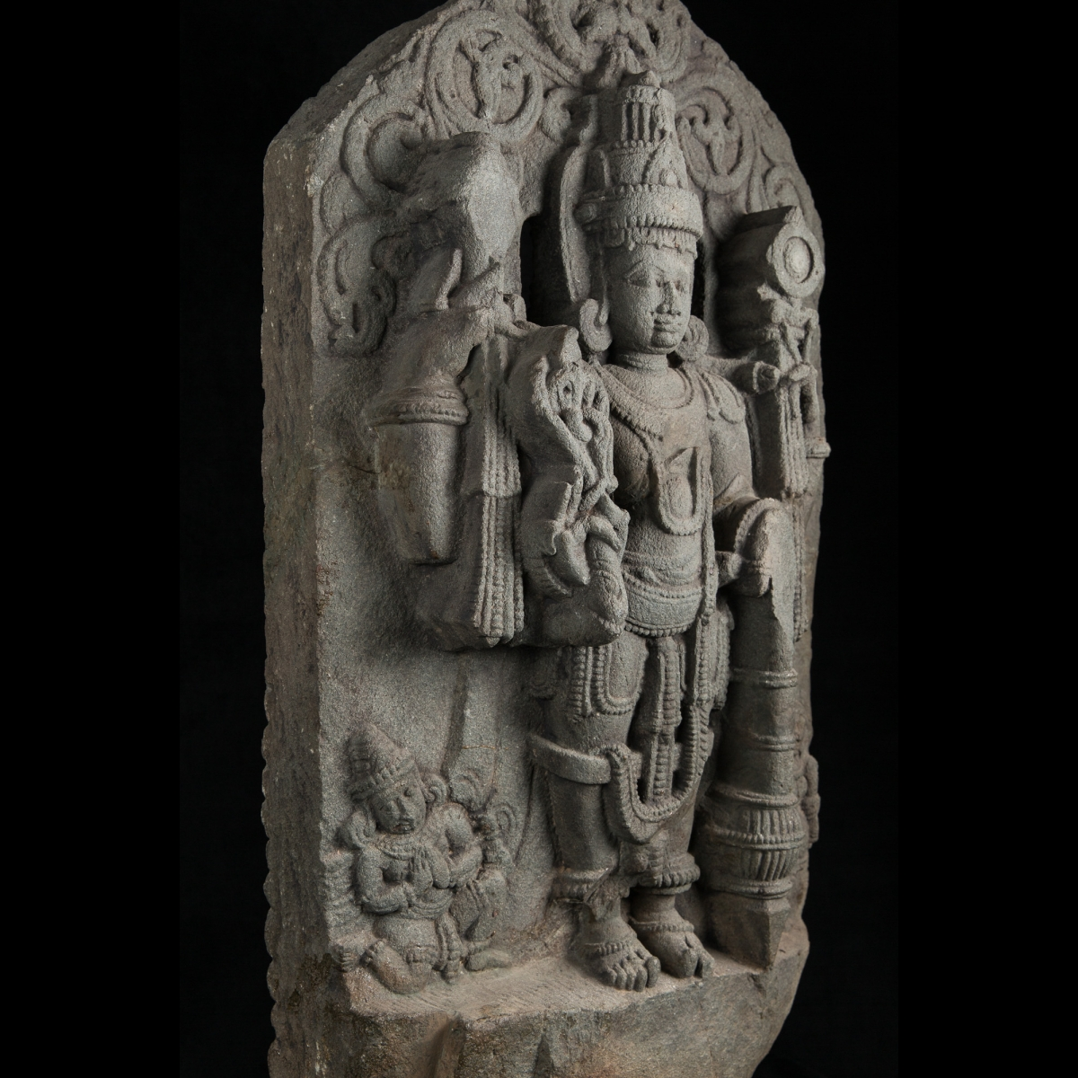 Photo of stele-of-vishnu-vasudeva