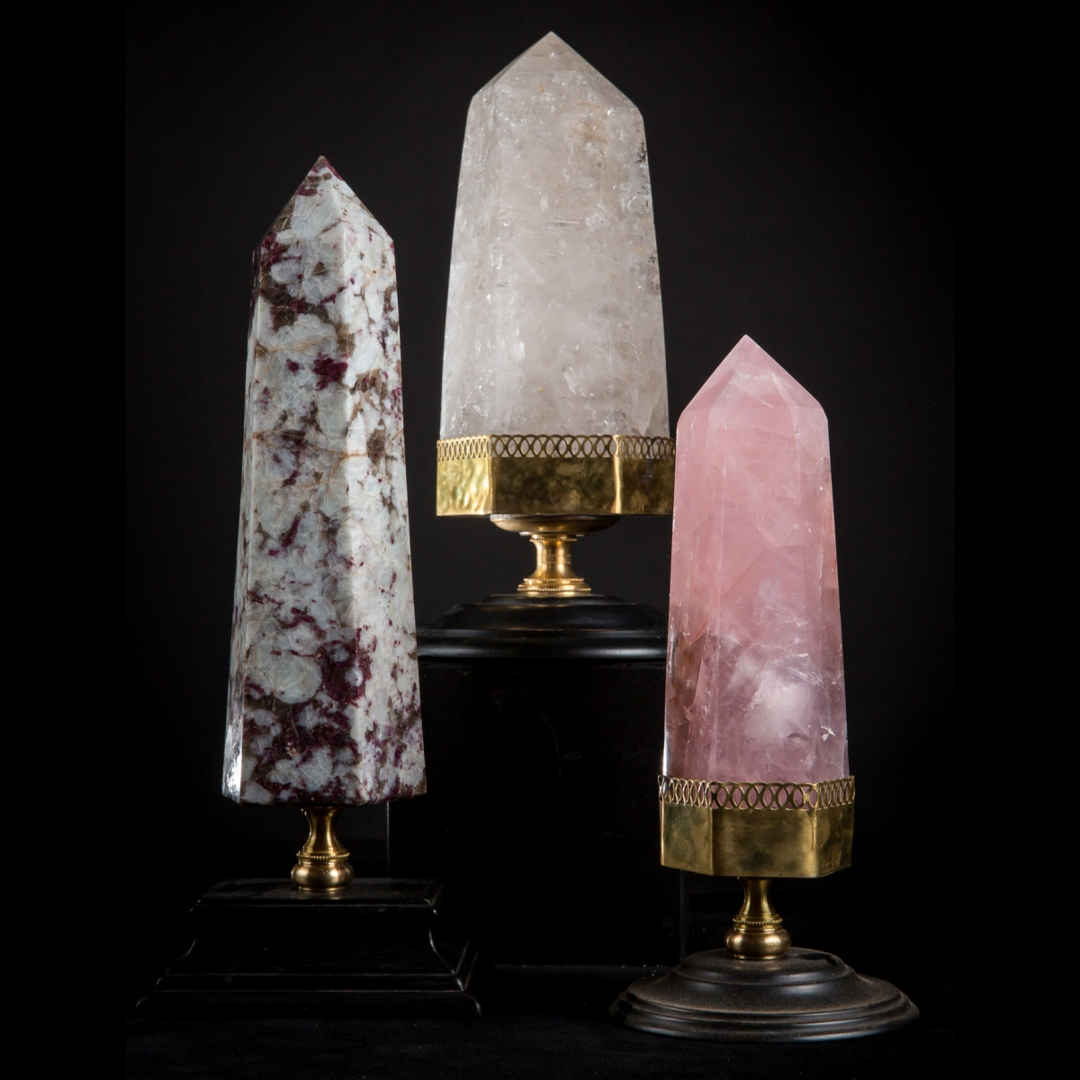 Photo of impressive-rhodonite-obelisk