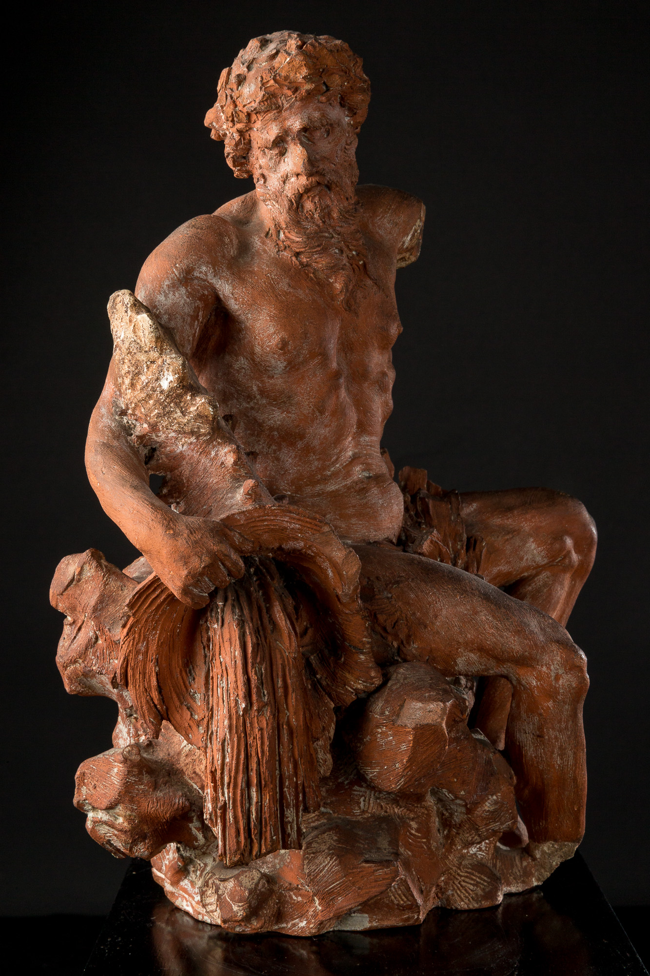 Photo of river-god-achelous-giovanni-marchiori-cleveland-museum-of-art
