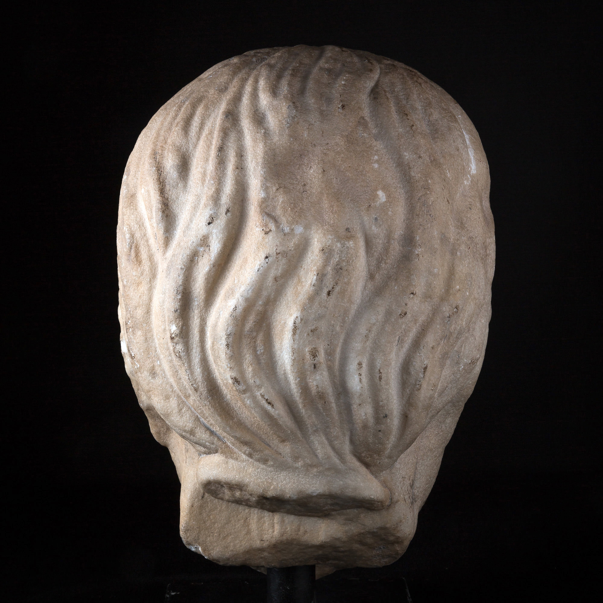 Photo of monumental-portrait-of-senator-cassius-ancient-rome