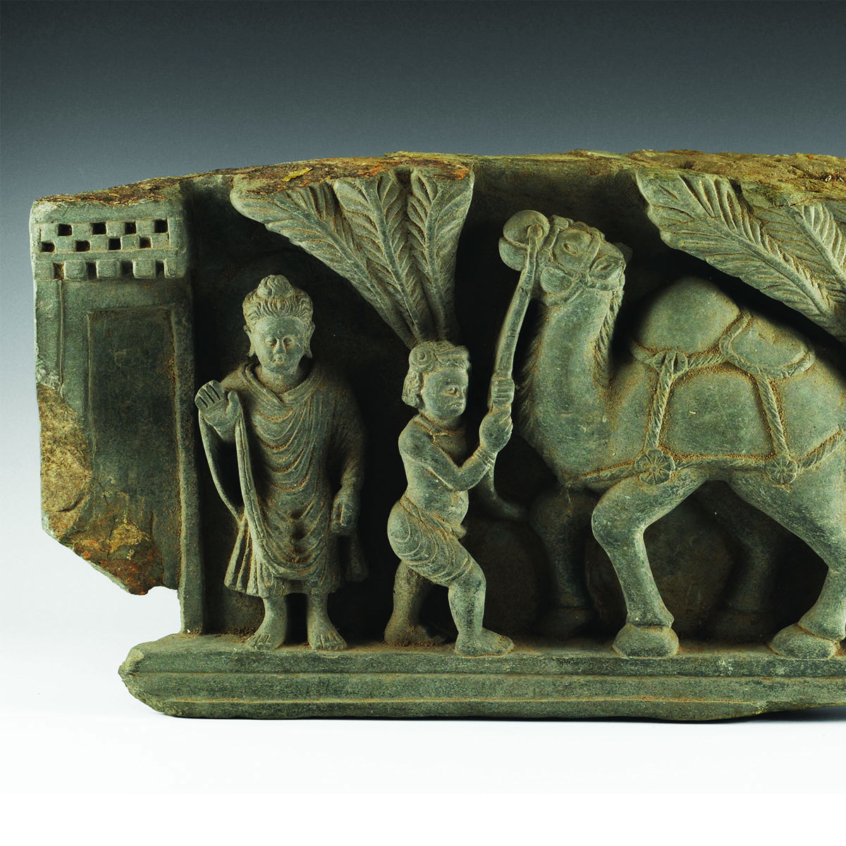 Photo of FRIEZE WIH CAMEL AND WARRIOR