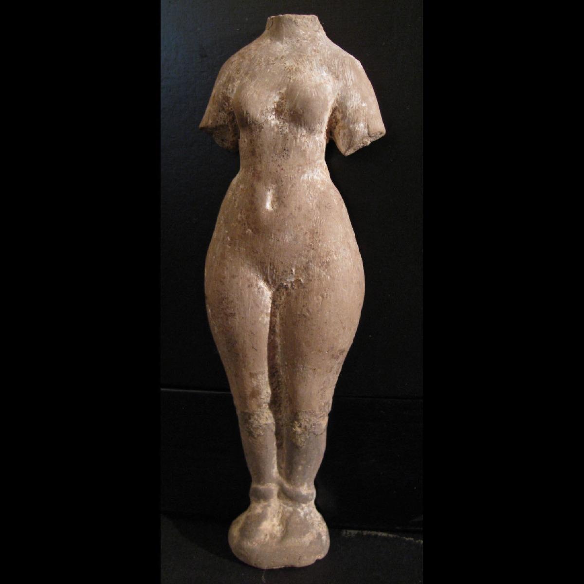 Photo of ACEPHALOUS MOTHER GODDESS FROM GANDHARA