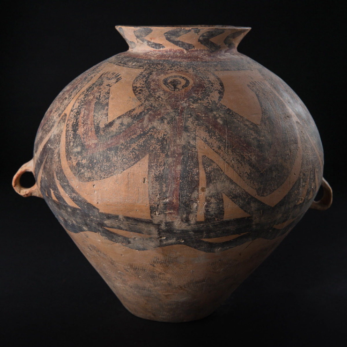 Photo ofRARE JAR WITH ANTROPOMORPHIC DESIGN