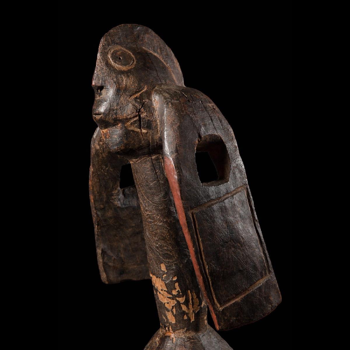Photo of MUMUYE MASK FROM THE METROPOLITAN MUSEUM