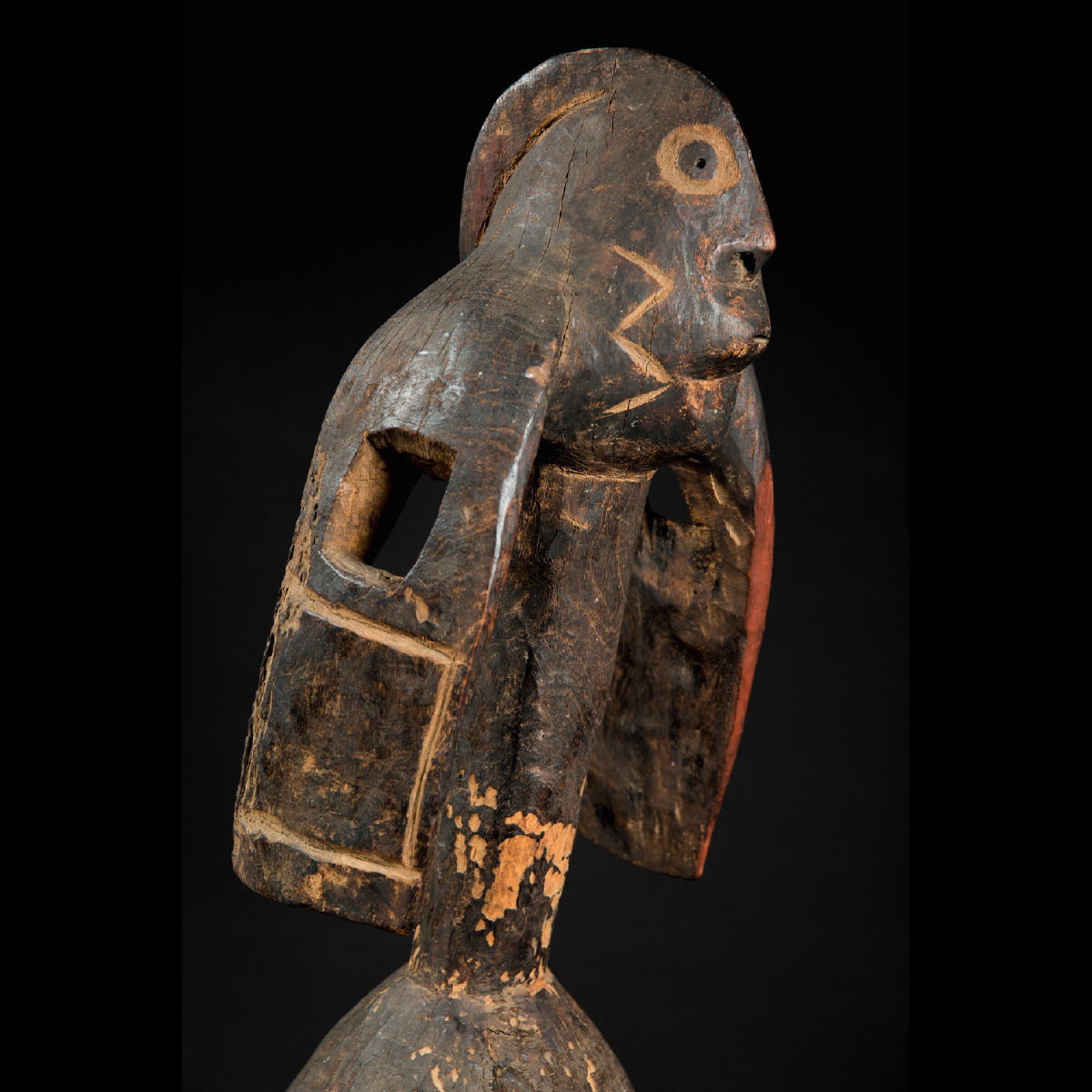 Photo of MUMUYE MASK FROM THE METROPOLITAN MUSEUM