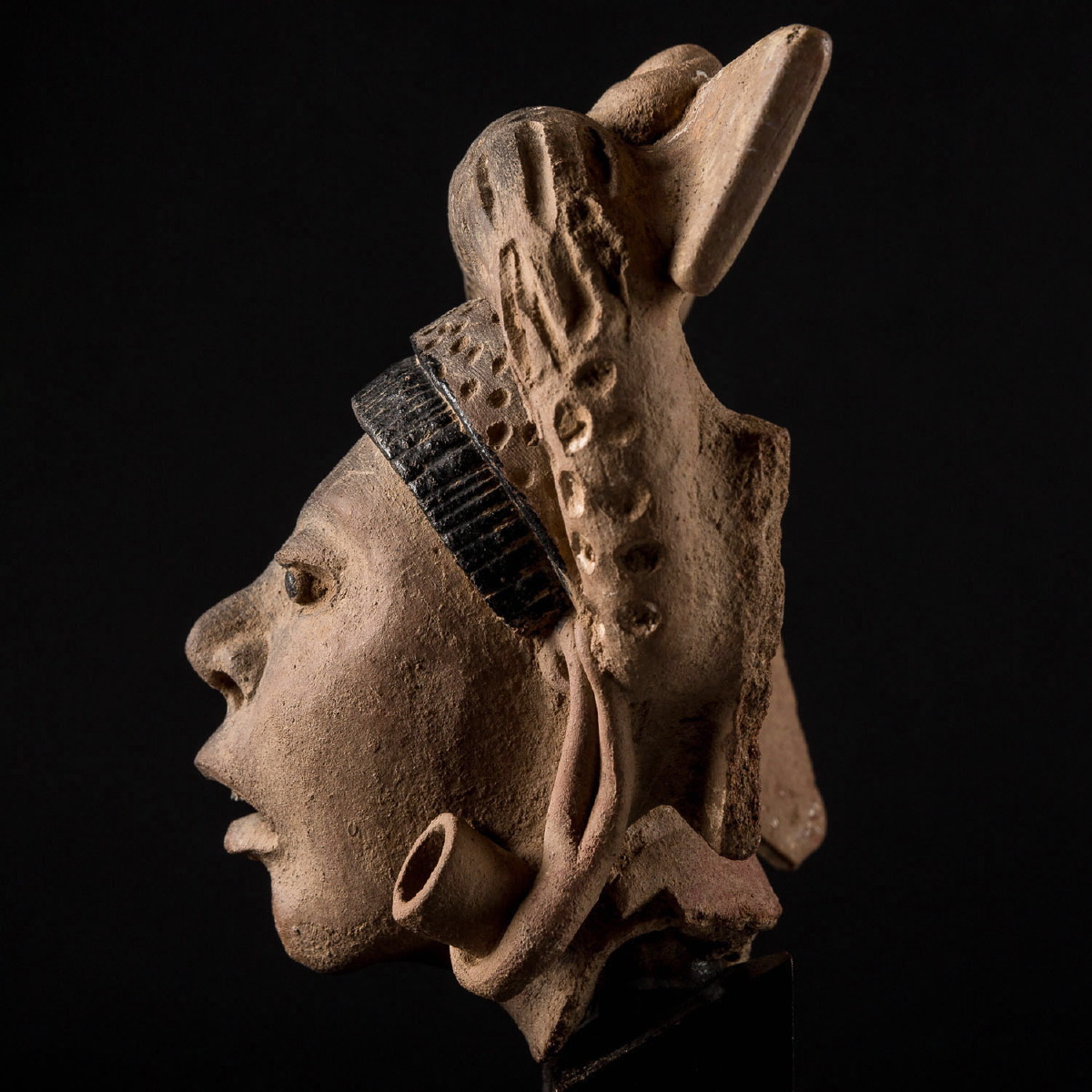 Photo of REMOJADAS HEAD OF A WOMAN FROM MUSÉE JACQUES CHIRAC