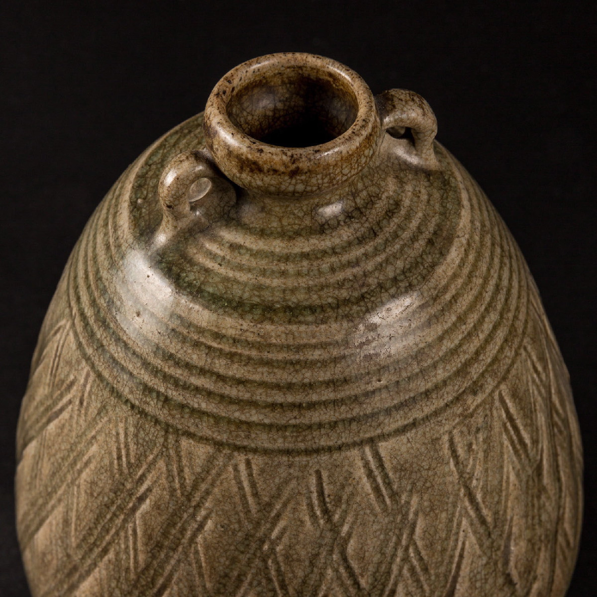 Photo of CELADON VESSEL FROM SAWANKALOK