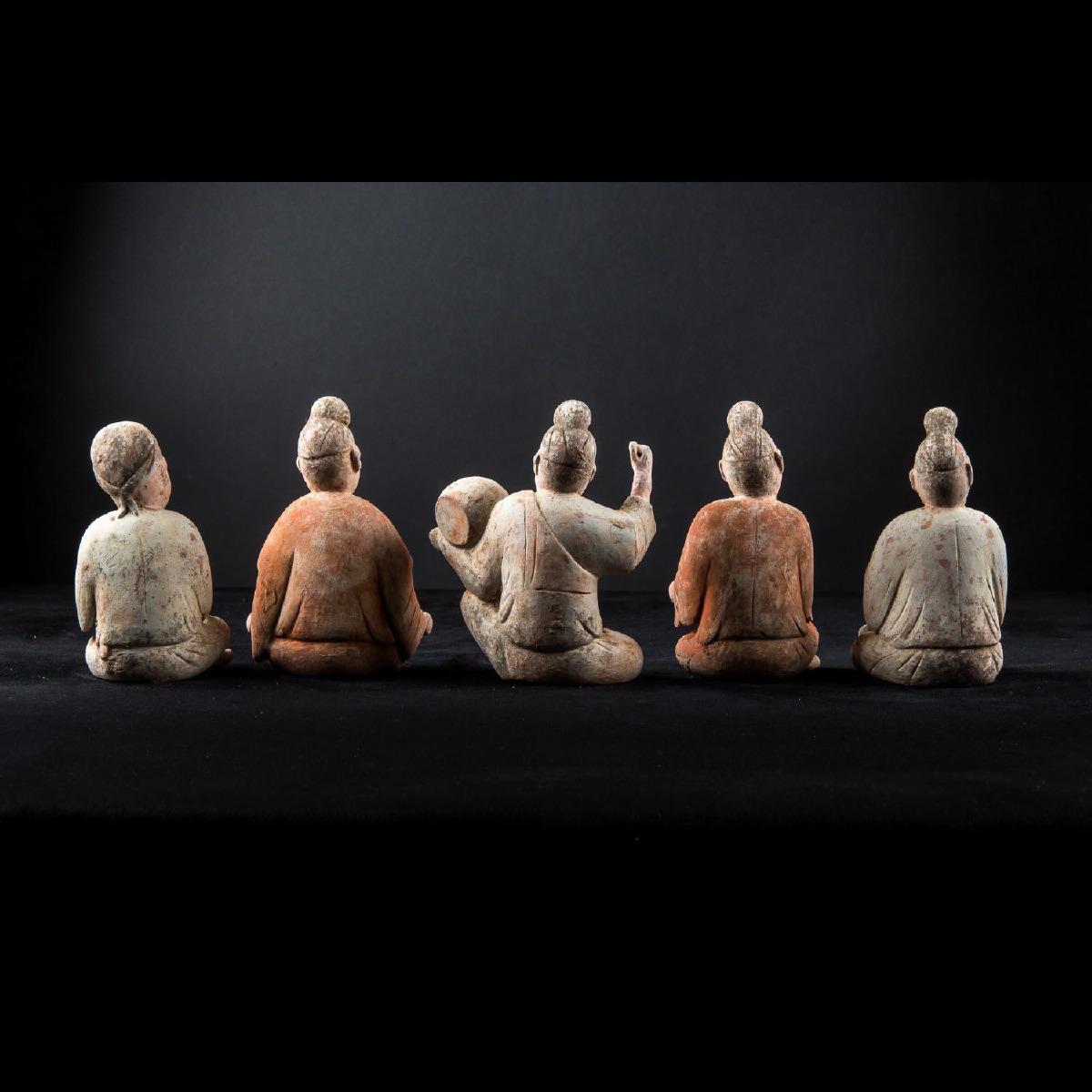Photo of FIVE TANG UYGHUR STORYTELLERS