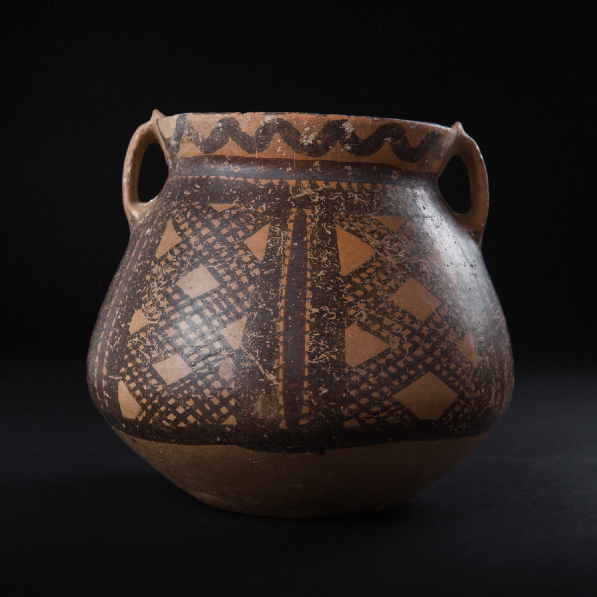 Photo of NEOLITHIC JAR BANCHAN OR MACHANG WARE