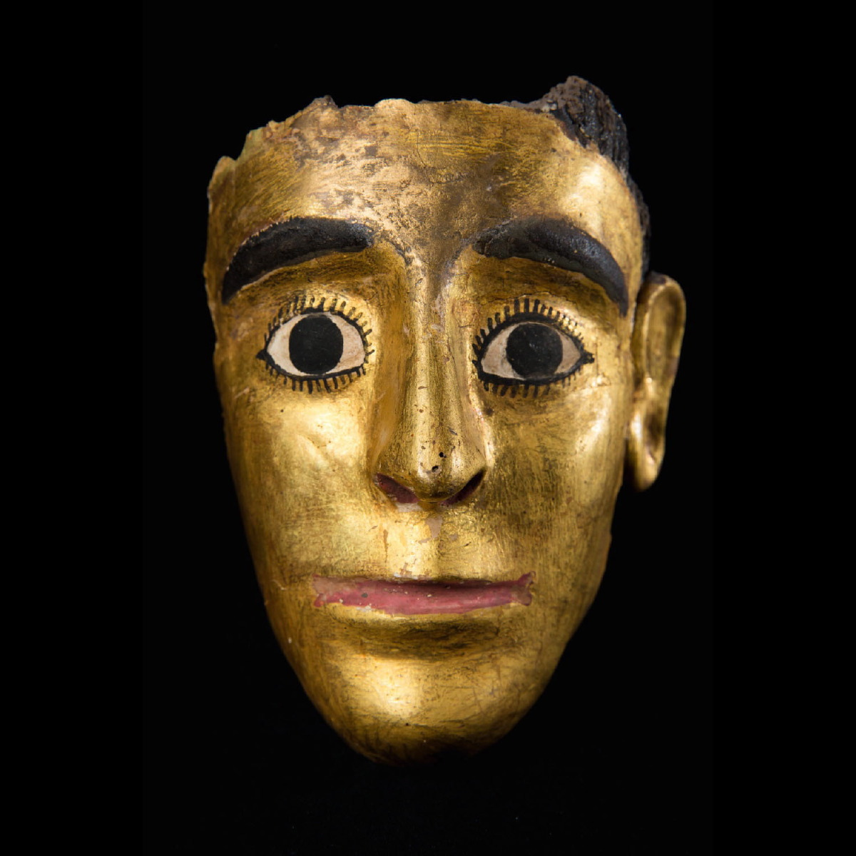 Photo ofGOLDEN FAYOUM MASK