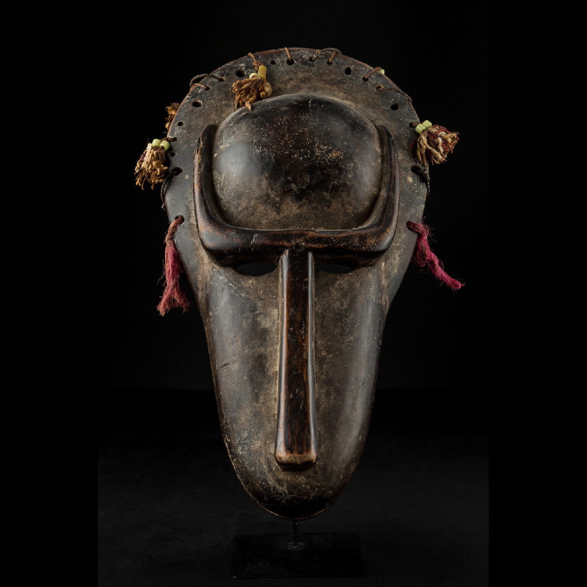 Photo ofBAMBARA MASK OF A MONKEY-MALI