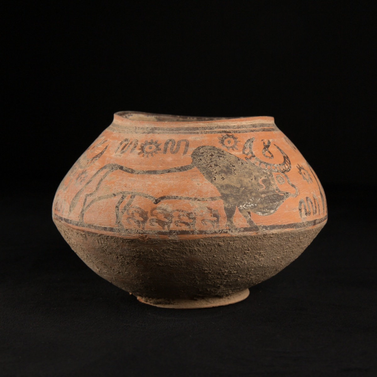 Photo of NEOLITHIC VASE FROM INDUS VALLEY