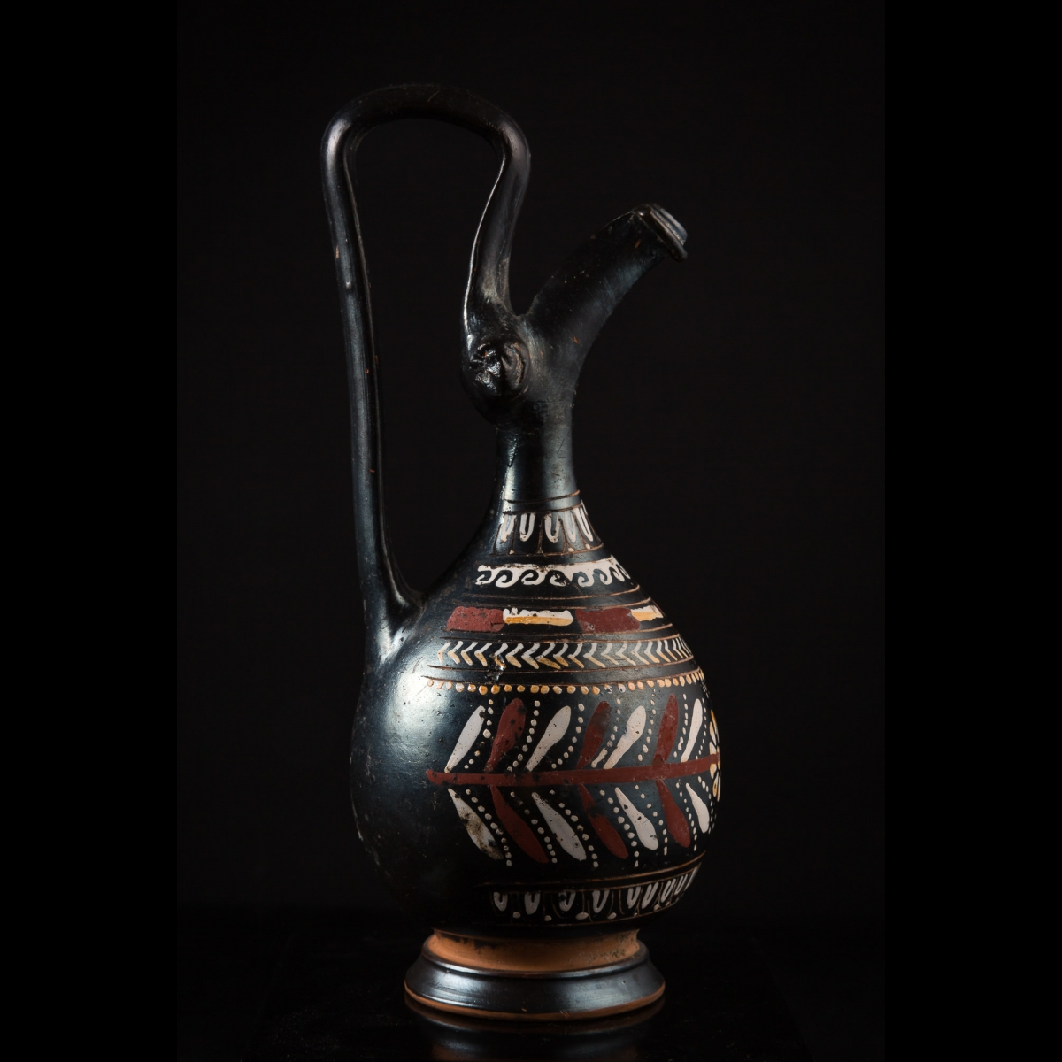 Photo of ELEGANT GNATHIAN STYLE EPIPHYSIS IN BLACKWARE