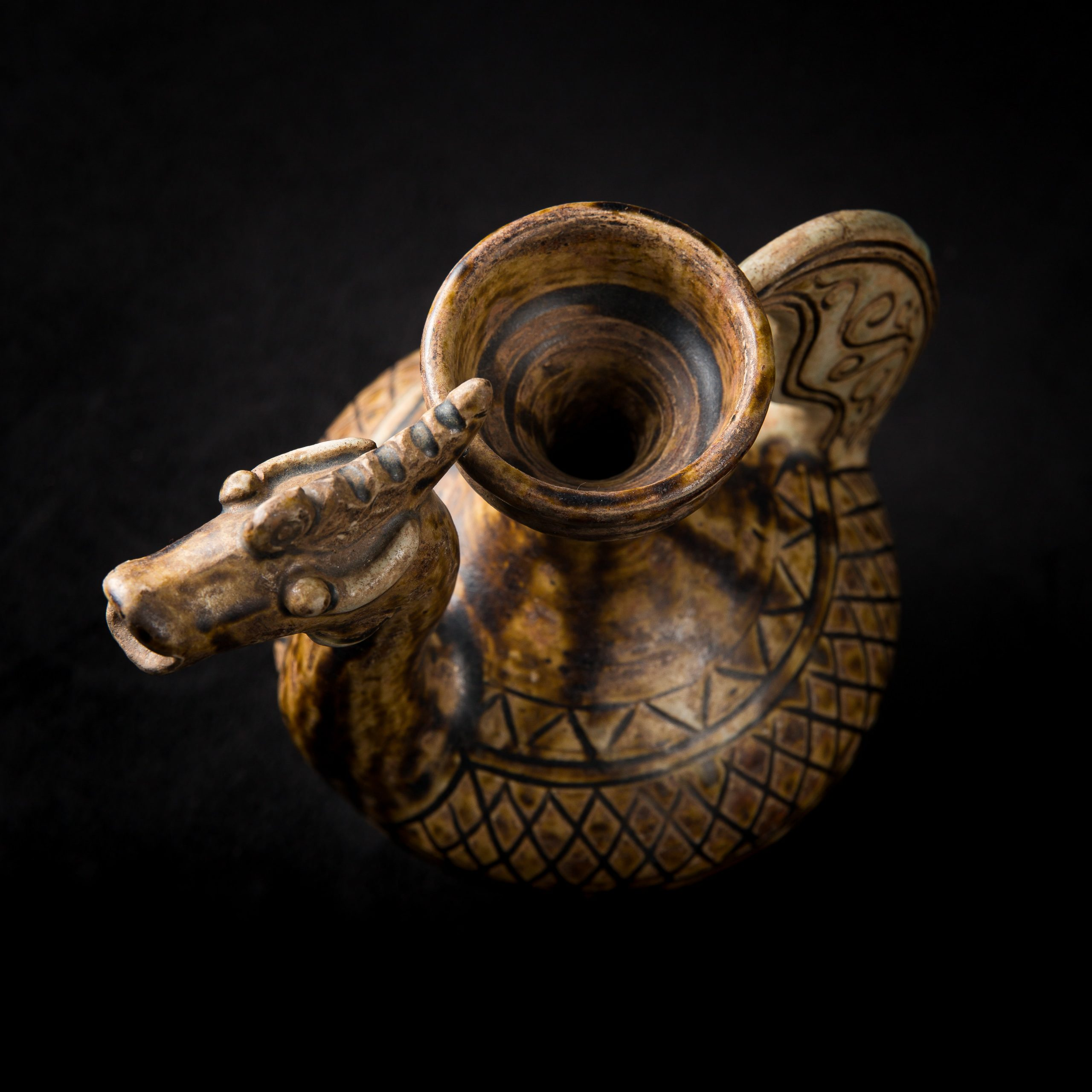Photo of SAWANKALOK EWER IN FORM OF A SACRED GOOSE